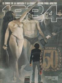 Cover Thumbnail for 1984 (Toutain Editor, 1978 series) #50