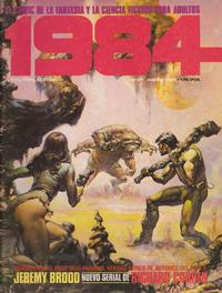 Cover Thumbnail for 1984 (Toutain Editor, 1978 series) #51