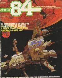 Cover Thumbnail for Zona 84 (Toutain Editor, 1984 series) #1
