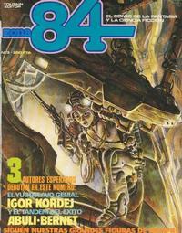 Cover Thumbnail for Zona 84 (Toutain Editor, 1984 series) #3