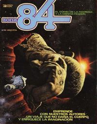 Cover Thumbnail for Zona 84 (Toutain Editor, 1984 series) #5