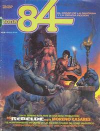 Cover Thumbnail for Zona 84 (Toutain Editor, 1984 series) #8