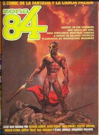Cover Thumbnail for Zona 84 (Toutain Editor, 1984 series) #23