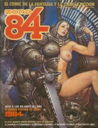 Cover Thumbnail for Zona 84 (Toutain Editor, 1984 series) #32