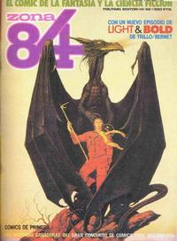 Cover Thumbnail for Zona 84 (Toutain Editor, 1984 series) #42
