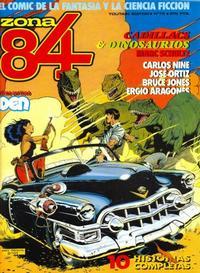 Cover Thumbnail for Zona 84 (Toutain Editor, 1984 series) #73