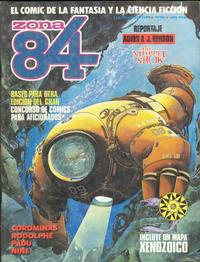 Cover Thumbnail for Zona 84 (Toutain Editor, 1984 series) #74