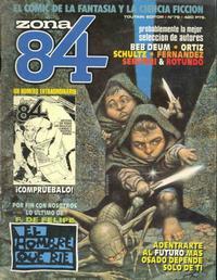 Cover Thumbnail for Zona 84 (Toutain Editor, 1984 series) #79
