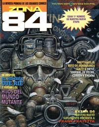 Cover Thumbnail for Zona 84 (Toutain Editor, 1984 series) #84