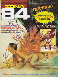 Cover Thumbnail for Zona 84 (Toutain Editor, 1984 series) #87