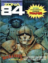 Cover Thumbnail for Zona 84 (Toutain Editor, 1984 series) #89