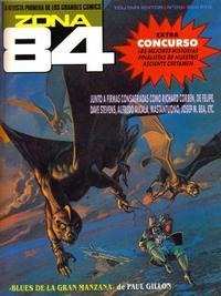 Cover Thumbnail for Zona 84 (Toutain Editor, 1984 series) #90