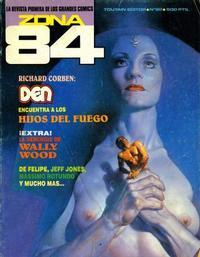 Cover Thumbnail for Zona 84 (Toutain Editor, 1984 series) #92