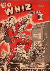 Cover Thumbnail for Whiz Comics (Anglo-American Publishing Company Limited, 1942 series) #v4#3