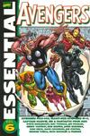 Cover for Essential Avengers (Marvel, 1999 series) #6