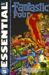 Cover for Essential Fantastic Four (Marvel, 1998 series) #5