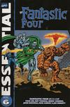 Cover for Essential Fantastic Four (Marvel, 1998 series) #6