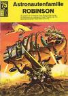 Cover for Astronautenfamilie Robinson (BSV - Williams, 1966 series) #9
