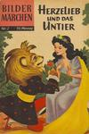 Cover for Bildermärchen (BSV - Williams, 1957 series) #2