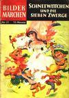 Cover for Bildermärchen (BSV - Williams, 1957 series) #10