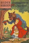 Cover for Bildermärchen (BSV - Williams, 1957 series) #12