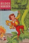 Cover for Bildermärchen (BSV - Williams, 1957 series) #16