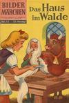 Cover for Bildermärchen (BSV - Williams, 1957 series) #34