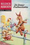 Cover for Bildermärchen (BSV - Williams, 1957 series) #42
