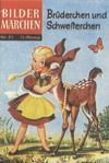 Cover for Bildermärchen (BSV - Williams, 1957 series) #46