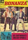 Cover for Bonanza (BSV - Williams, 1969 series) #15