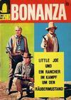 Cover for Bonanza (BSV - Williams, 1969 series) #16