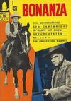Cover for Bonanza (BSV - Williams, 1969 series) #17