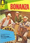 Cover for Bonanza (BSV - Williams, 1969 series) #20