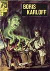 Cover for Boris Karloff (BSV - Williams, 1967 series) #1