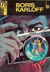 Cover for Boris Karloff (BSV - Williams, 1967 series) #3