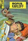 Cover for Boris Karloff (BSV - Williams, 1967 series) #4