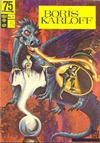 Cover for Boris Karloff (BSV - Williams, 1967 series) #7