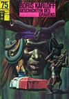 Cover for Boris Karloff (BSV - Williams, 1967 series) #8