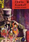 Cover for Boris Karloff (BSV - Williams, 1967 series) #9