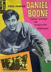 Cover for Daniel Boone (BSV - Williams, 1966 series) #3