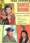 Cover for Daniel Boone (BSV - Williams, 1966 series) #8
