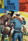 Cover for Der einsame Reiter (BSV - Williams, 1969 series) #5