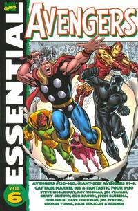 Cover Thumbnail for Essential Avengers (Marvel, 1999 series) #6