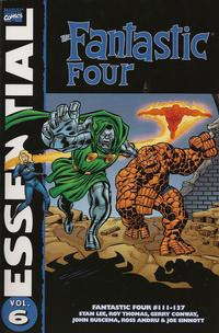 Cover Thumbnail for Essential Fantastic Four (Marvel, 1998 series) #6