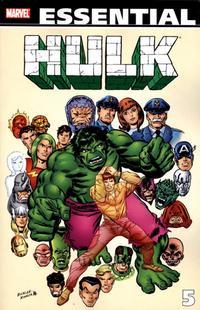 Cover Thumbnail for Essential Hulk (Marvel, 1999 series) #5