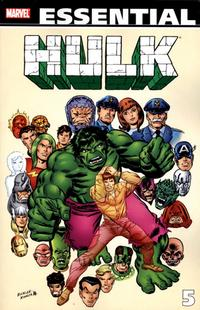 Cover Thumbnail for Essential Hulk (Marvel, 1999 series) #5