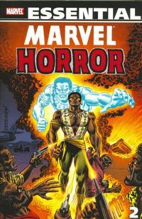 Cover Thumbnail for Essential Marvel Horror (Marvel, 2006 series) #2