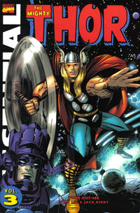 Cover Thumbnail for Essential Thor (Marvel, 2001 series) #3