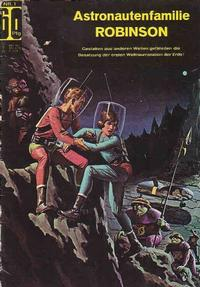 Cover Thumbnail for Astronautenfamilie Robinson (BSV - Williams, 1966 series) #1