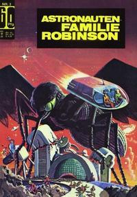 Cover Thumbnail for Astronautenfamilie Robinson (BSV - Williams, 1966 series) #2